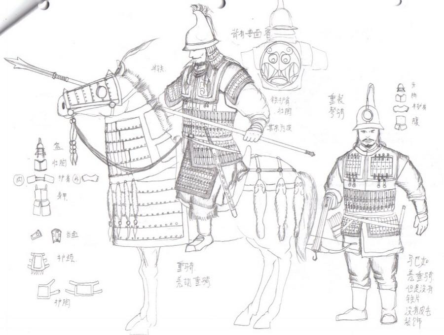中国古代兵种